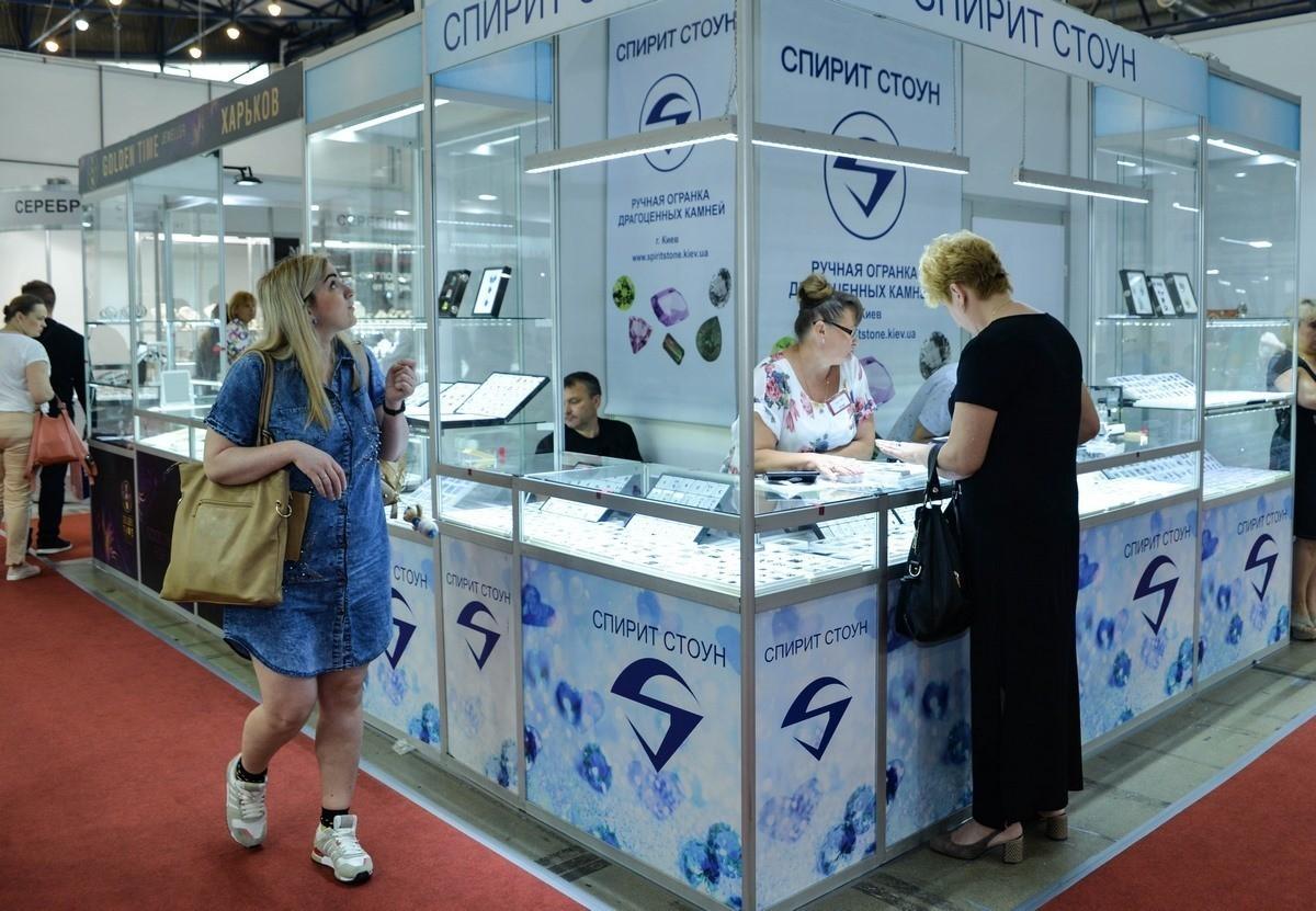 Ювелир Экспо Украина - выставка ювелирных украшений, Киев