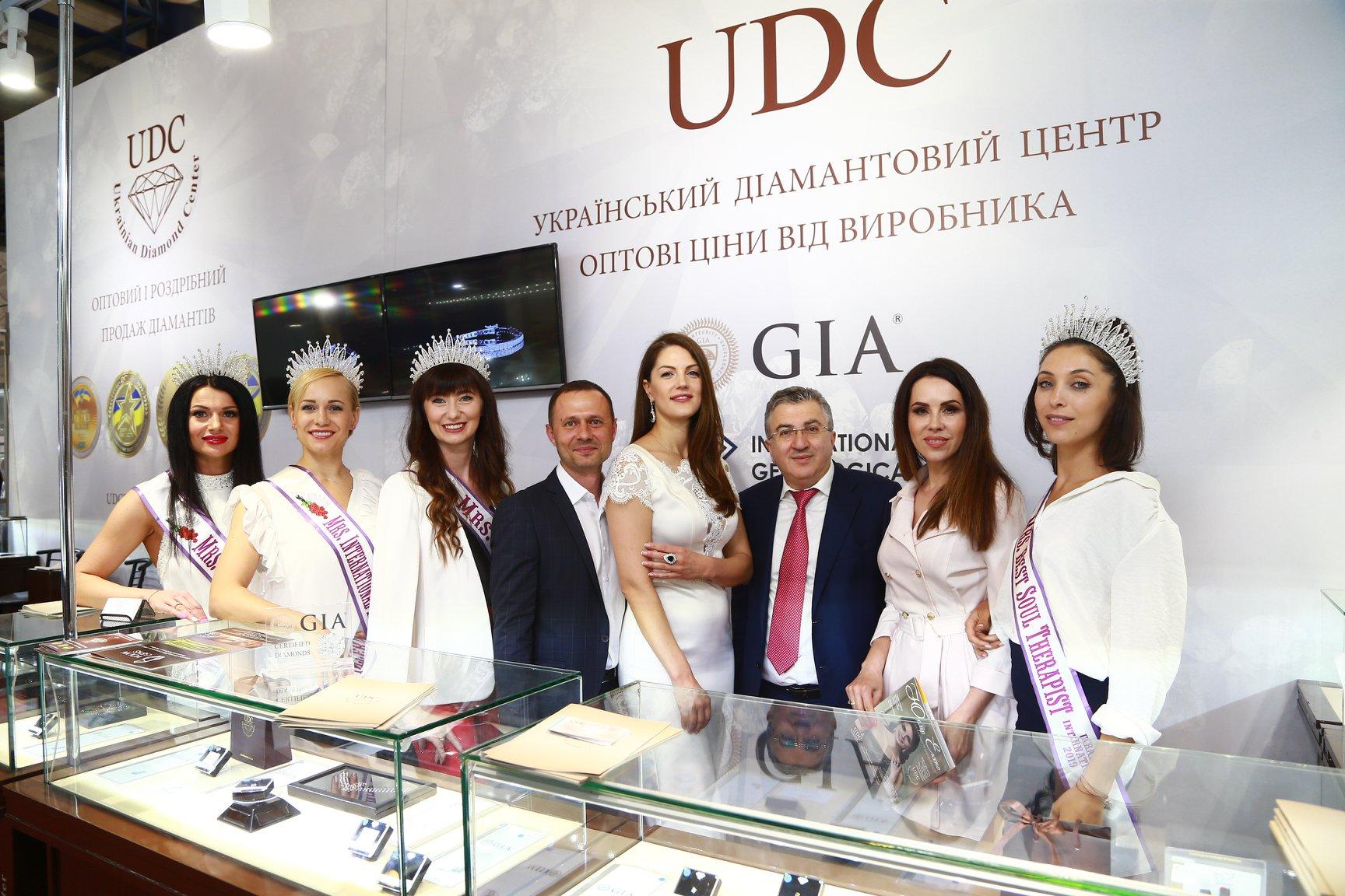 Сьогодні крайній день роботи Ювелір Експо Україна