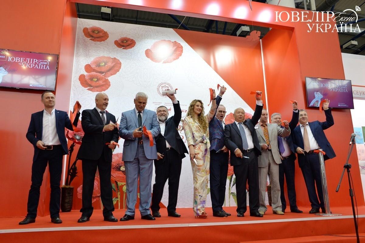 Вітаємо гостей та учасників Ювелір Експо з відкриттям найяскравішої виставки весни!